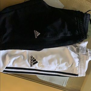 Adidas Tiro 17 pants- white pants